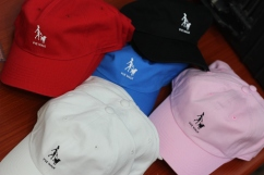 Thank you to KRSP for the dad hat donations!